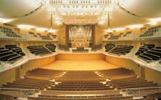 写真:コンサートホール