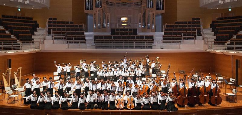 写真:ジュニアオーケストラ教室