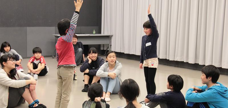 写真:演劇スタジオ<キッズコース>APRICOT