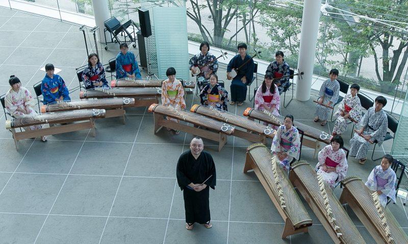 新潟市ジュニア邦楽合奏団 第22回定期演奏会の画像
