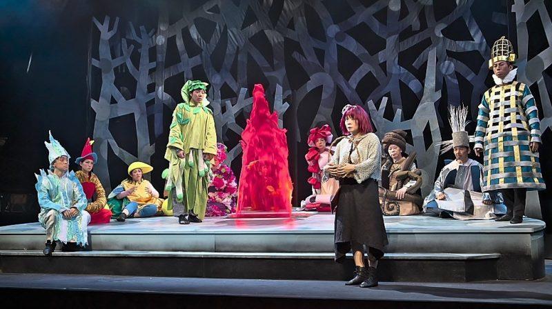 オペラ『森は生きている』の画像