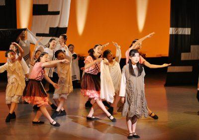 りゅーとぴあの子どもの劇団 APRICOTに聞きました