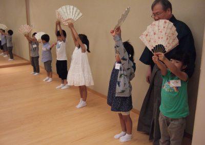 「舞の習い」の画像