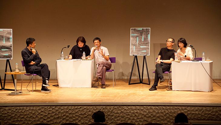 NIDF2017 – 国際シンポジウム『アジアにおける劇場文化の未来』の画像