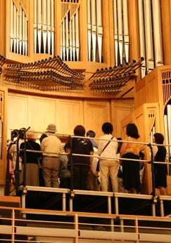 【参加無料】りゅーとぴあバックステージツアー「コンサートホール編」(2020年度)