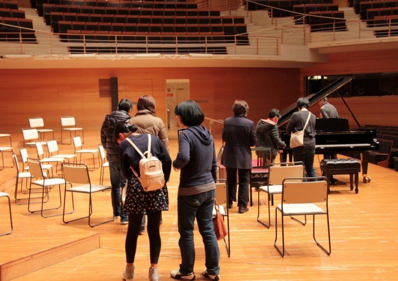 りゅーとぴあバックステージツアー「コンサートホール編」の画像