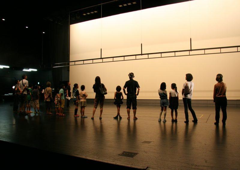 【参加無料】りゅーとぴあバックステージツアー「劇場編」(2020年度)の画像