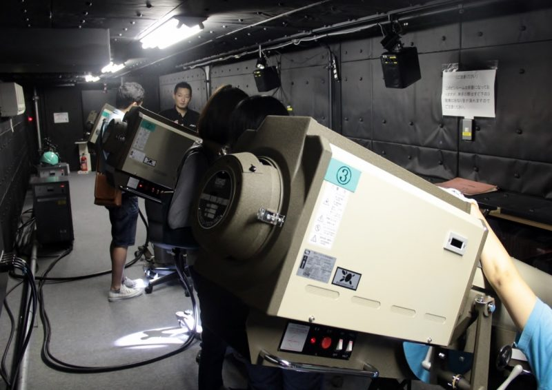 【開催中止】りゅーとぴあバックステージツアー「劇場編」(2019年度)の画像