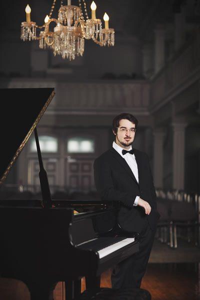 シャルル・リシャール=アムラン ピアノ リサイタルの画像