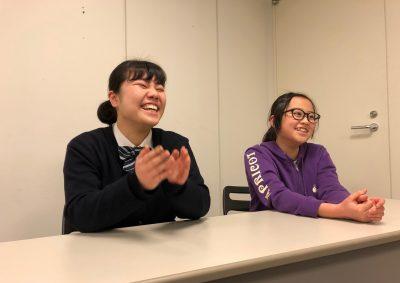 りゅーとぴあの子どもの劇団 APRICOTメンバーにお話を聞きました