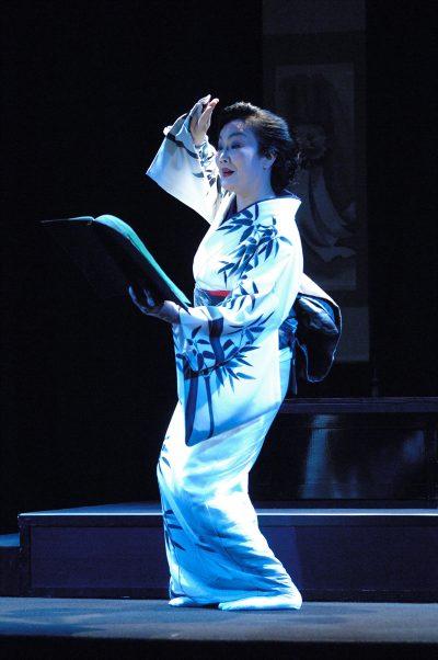 白石加代子「百物語」シリーズ アンコール上演の画像