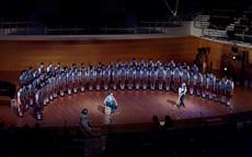写真:ジュニア合唱団