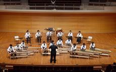 写真:ジュニア邦楽合奏団