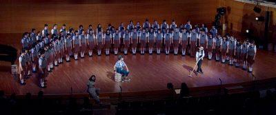 ジュニア合唱団の画像