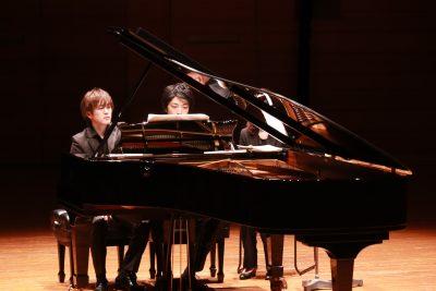 """4/28(土)りゅーとぴあ・1コイン・コンサート vol.94 「鬼才と俊才""""ピアノ""""」"""