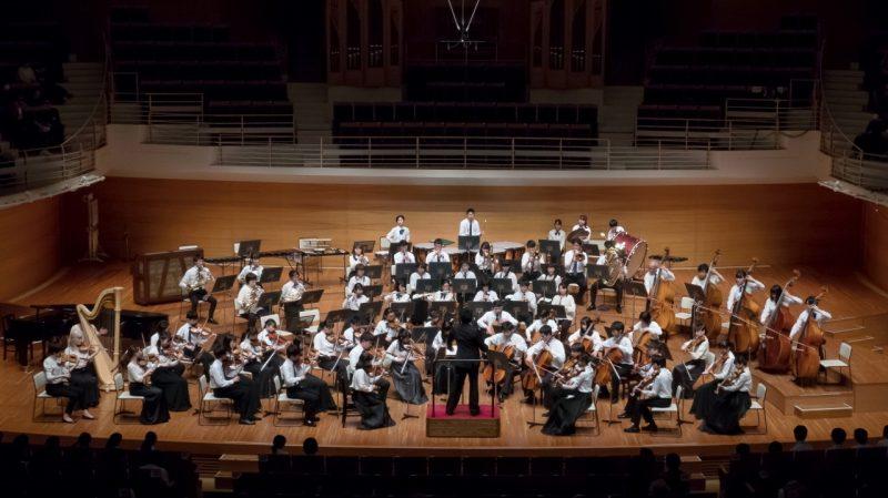 新潟市ジュニアオーケストラ教室 第37回演奏会の画像
