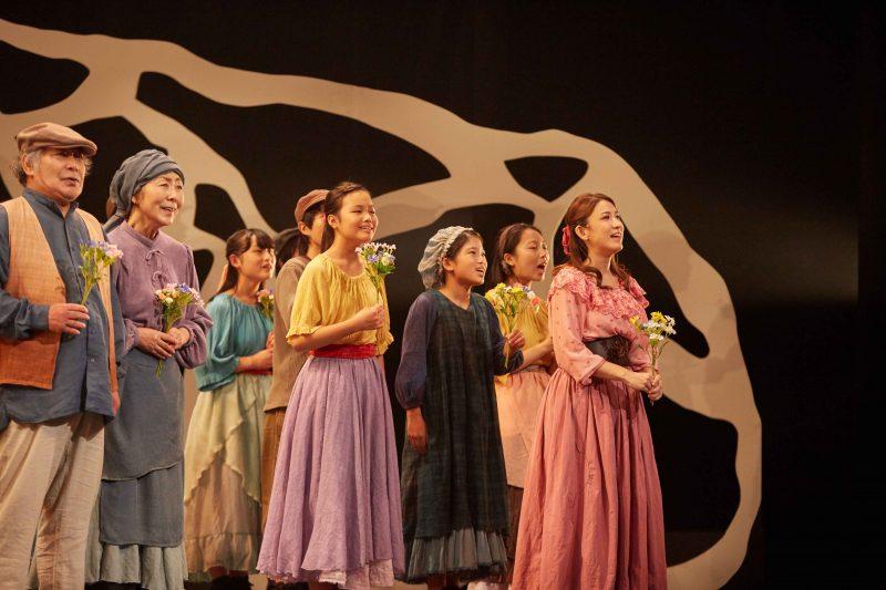 【公演記録写真】りゅーとぴあ開館20周年記念ミュージカル『シャンポーの森で眠る』の画像