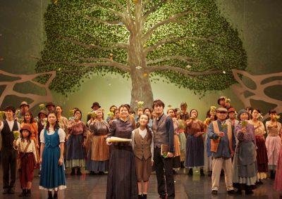 【公演記録写真】りゅーとぴあ開館20周年記念ミュージカル『シャンポーの森で眠る』