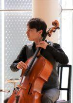 東響ロビーコンサート ~ チェロ八重奏(2019年5月)