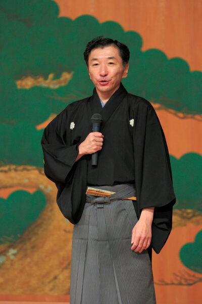 """夏休み☆おや子""""能""""たいけん教室の画像"""