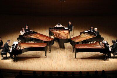 5/12(日)りゅーとぴあ室内楽シリーズNo.34「5台ピアノの世界」