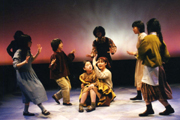 『町から来た少女』(2000年3月)の画像