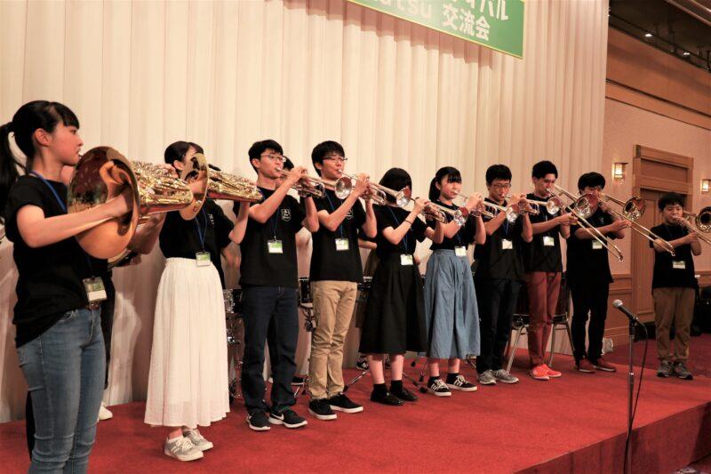 青春を音楽に捧げる、ジュニアたちの熱い夏!の画像