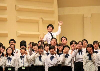 スタッフのひとりごと:青春を音楽に捧げる、ジュニアたちの熱い夏!