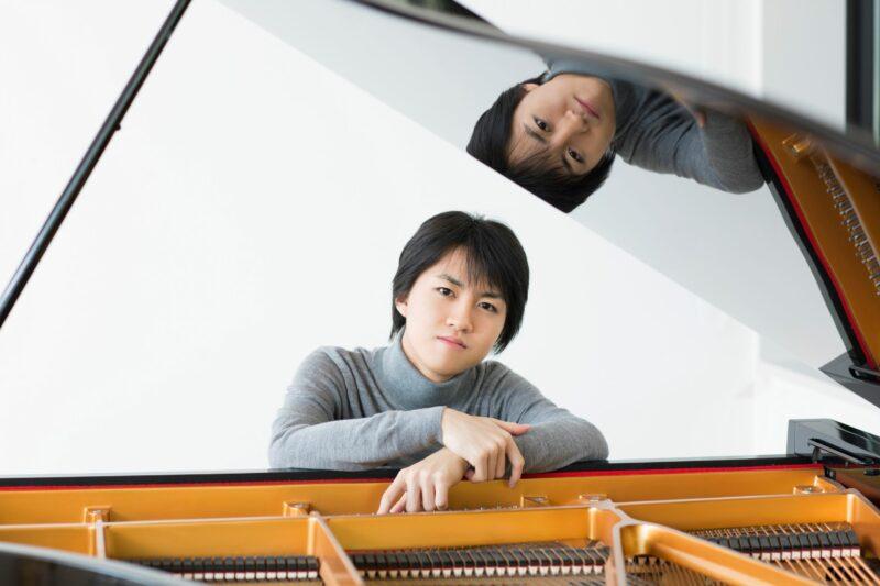 牛田智大ピアノ・リサイタルの画像