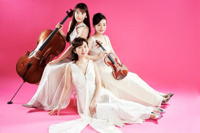 椿三重奏団の画像