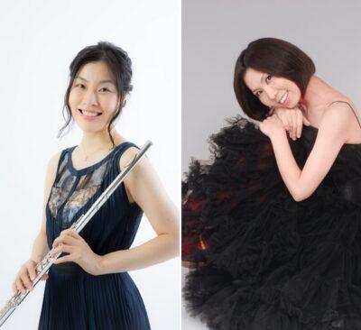 【アーティスト・メッセージ】金子由香利(フルート)・平林弓奈(ピアノ)の画像