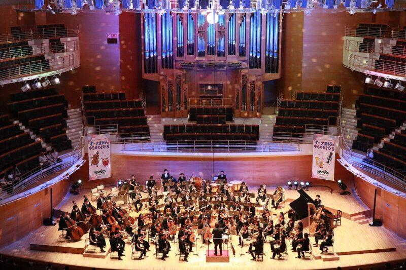 オーケストラはキミのともだち(2020)の画像