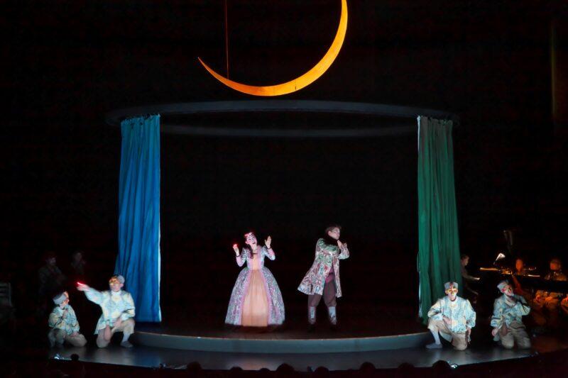 オペラ『アルレッキーノ』の画像