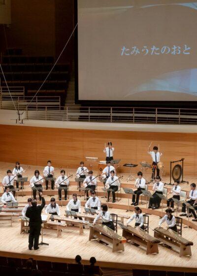 新潟市ジュニア邦楽合奏教室 秋の入団説明会(2020年度)