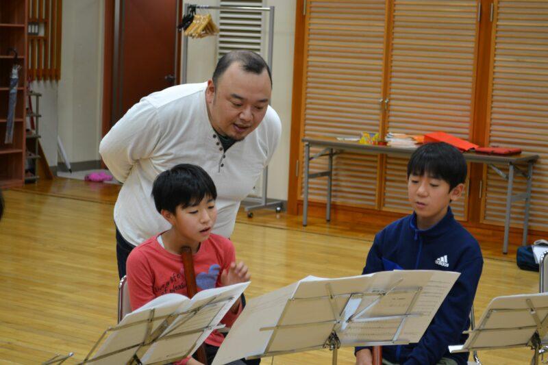 新潟市ジュニア邦楽合奏教室 秋の入団説明会(2020年度)の画像