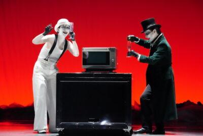 舞台美術&衣裳スタッフによるレクチャートークの画像