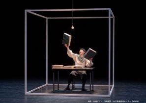 【1月17日(日)上演 カンパニーデラシネラ『ドン・キホーテ』】不思議な舞台!身体で魅せる物語