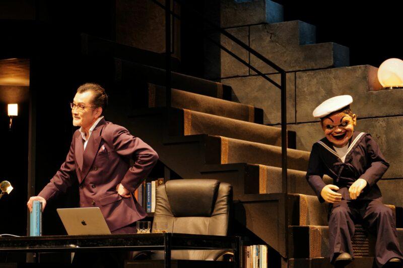 『スルース~探偵~』舞台映像ダイジェストとコメントが届きましたの画像