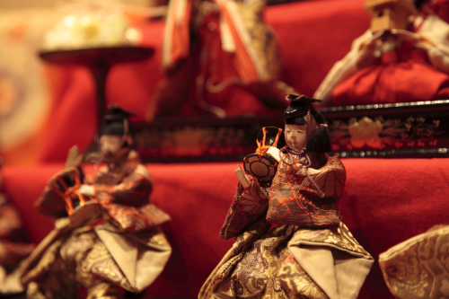 リアル五人囃子が誘う、春のやすらぎ…【2月23日(火・祝)上演 『能楽堂で楽しむ雛まつり』】の画像