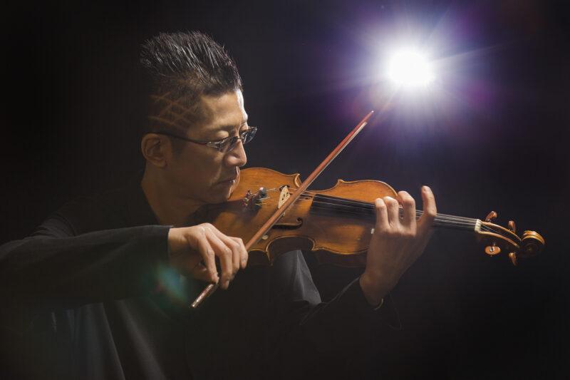 石田泰尚×津田裕也 ベートーヴェン・ヴァイオリン・ソナタ全曲演奏会の画像