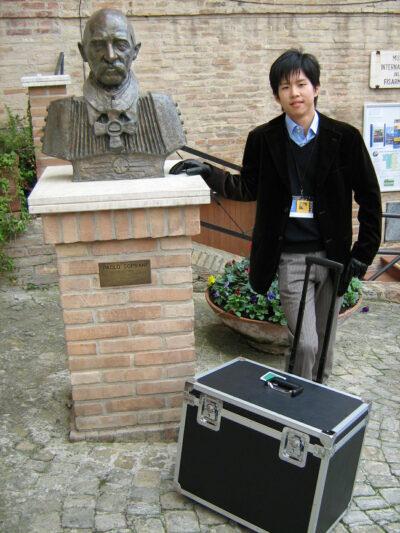 Special interview 三浦一馬さん vol.2 – 大きな節目の年。新たなピアソラ像にアプローチするには絶好の機会の画像