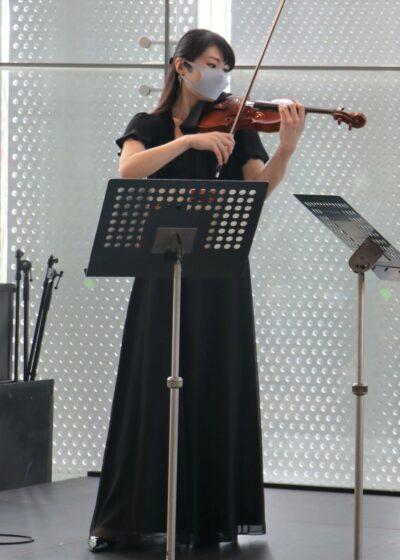 東響ロビーコンサート(2021年7月)