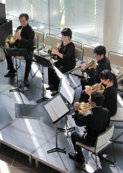 【開催中止】東響ロビーコンサート(2021年9月)