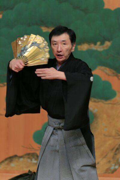 「観世流特別公演 ~安宅(あたか)~」の画像